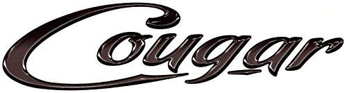 1 NEW Montana Cougar Boat Rv Trailer Decal Graphic