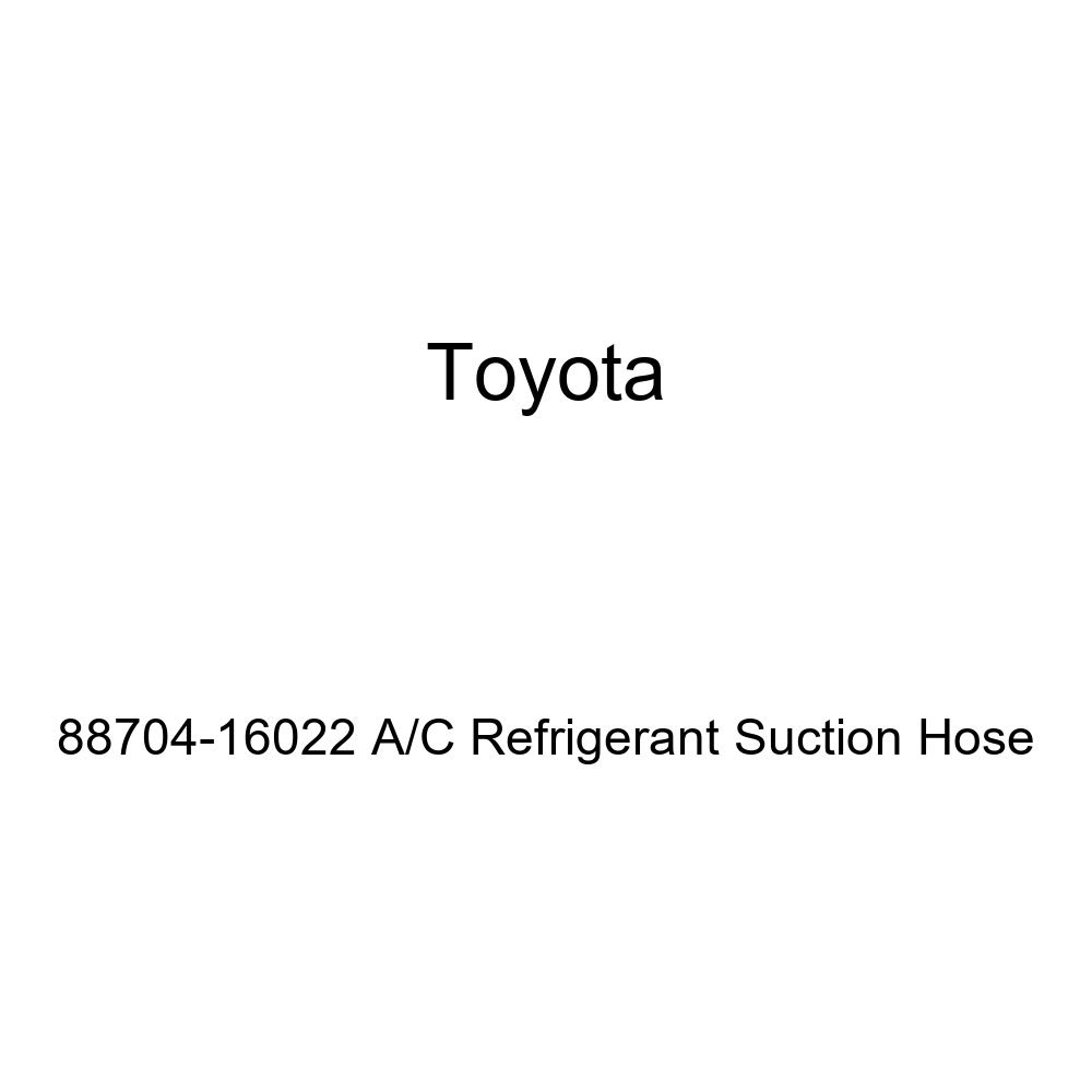 Toyota 88704-16022 A//C Refrigerant Suction Hose
