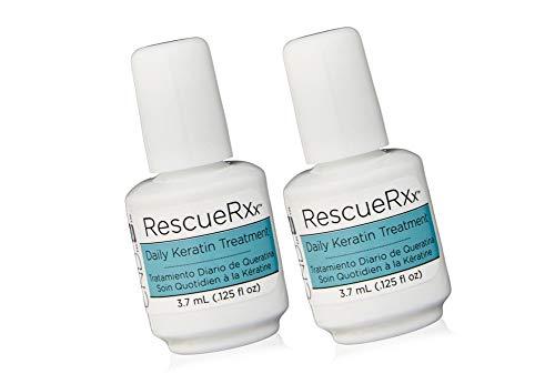 Galleon - 2 X New RescueRXx Daily Keratin Treatment Resue That ...