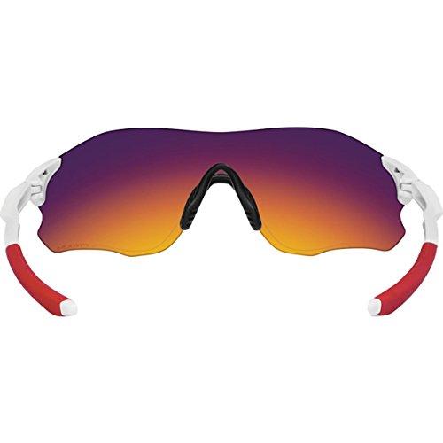 8c06f5d67d Oakley Men s Evzero Path Non-Polarized Iridium Rectangular Sunglasses