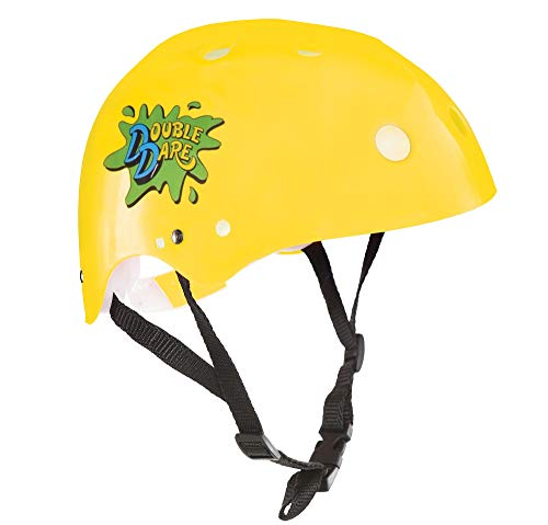 Suit Yourself Double Dare Helmet Halloween Costume Accessory for Teens, Double Dare, One Size -