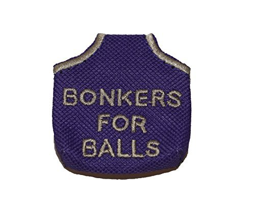 Peace Tag Pictures and Phrases (Bonkers For Balls - Purple)