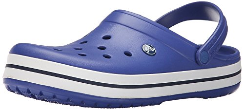 Crocs Band, Sabots mixte enfant Cerulean Blue/Navy