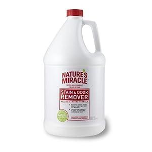 Amazon Com Nature S Miracle Stain Amp Odor Remover Gallon
