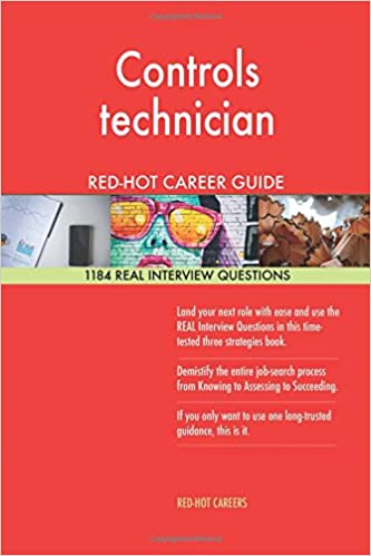 Controls technician RED-HOT Career Guide