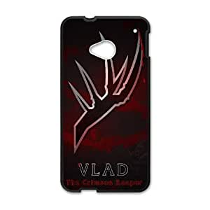 games Vladimir Logo LOL HTC One M7 Cell Phone Case Black gift zhm004-9241698