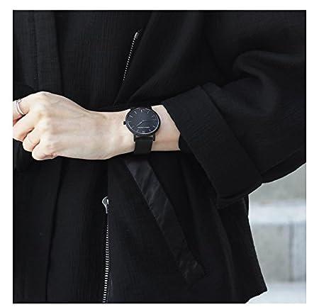 Amazon.com: montre homme top brand luxury Larsson Jennings watch 2016 new mens watches Business fashion Quartz watch relojes hombre mvmt: Health & Personal ...