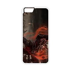 iphone6 4.7 inch White phone case Sion league of legends LOL5708153