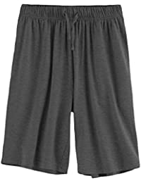 Men's Sleep Shorts Loose Lounge Shorts