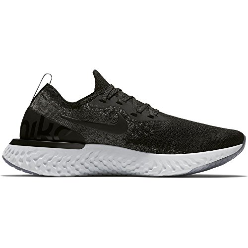 React Epic Dark Multicolore Black Flyknit NIKE Donna Platinum Grey Wmns Scarpe Pure Running 001 Black qEwnAv5