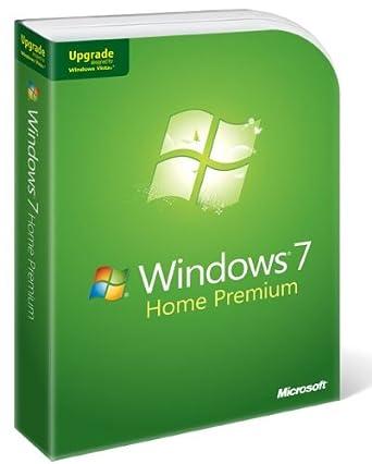 Microsoft Windows 7 Home Premium Upgrade