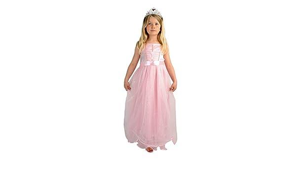 Upyaa 430020 - Princesa Clara con Jupon y Diadema - en Funda Luxe - 3 - 4 años - Rosa: Amazon.es: Juguetes y juegos