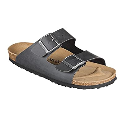 JOE N JOYCE London SynSoft Soft-Footbed Sandals