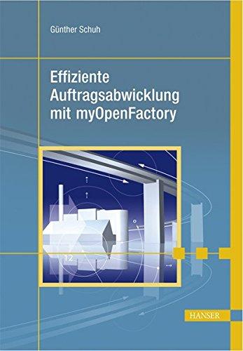 Effiziente Auftragsabwicklung mit myOpenFactory (Print-on-Demand)