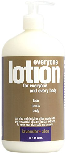 Eo Lotion Lavender Aloe - Herbal Eo Lotion Body
