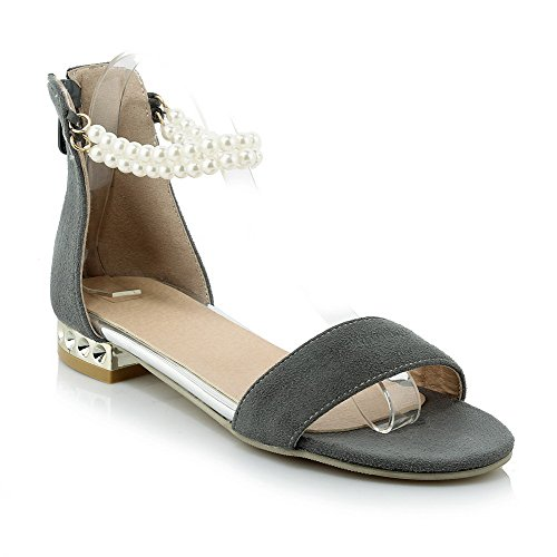 amoonyfashion-womens-zipper-open-toe-low-heels-pu-solid-sandals-gray-41