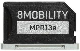 8mobility Islice Aluminium Micro Sd Speicher Adapter Computer Zubehör