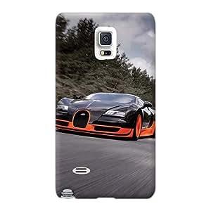 Samsung Galaxy Note 4 Zgn28262bggt Customized Nice Bugatti Skin Shock Absorbent Hard Phone Cover -TimeaJoyce