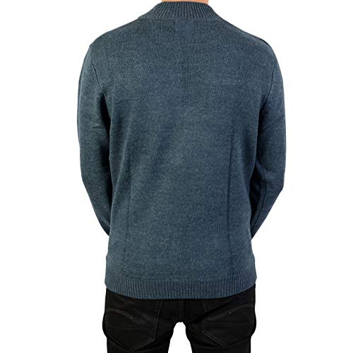 Pull Jeans Vert Pepe Mile Pepe Jeans Pull xIqppR