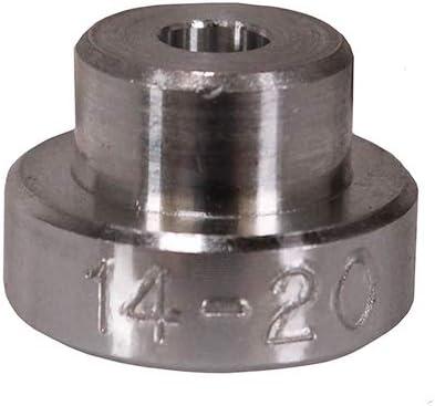 Hornady Lock n Load .24 insert Reloading