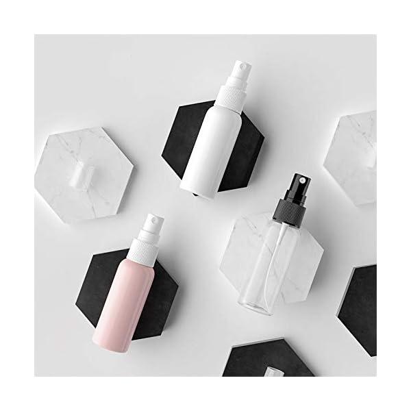 Flacone spray per nebulizzazione di nebbia super fine Flacone spray in plastica per pulizia flacone spray, utilizzato… 2 spesavip