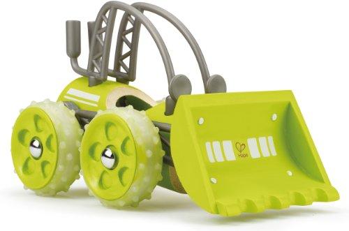 Hape e-Dozer Bamboo Toddler Wooden Toy Car