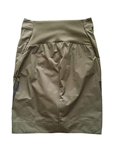 NIKE Women's Skirts Sports Skirt (XS, Khaki) by Nike (Image #1)