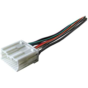 41RsV34rS7L._SL500_AC_SS350_ amazon com metra 70 7001 radio wiring harness for mitsubishi 1992 Mitsubishi Eclipse Speed Sensor Wiring at virtualis.co