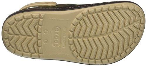 Crocs Crocband Camo II Clogs Tumbleweed UWN5x