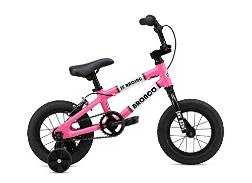 "SE Bikes Bronco 12"" Kids Bike 12 Pink"