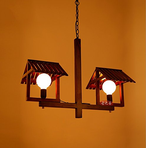 Chinese Antique Terracotta Chandelier (Wall Terra Cotta Fixtures)