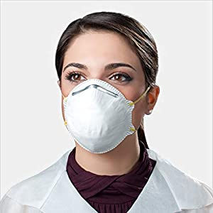 n95 mask particulate respirator 20 masks(bag)