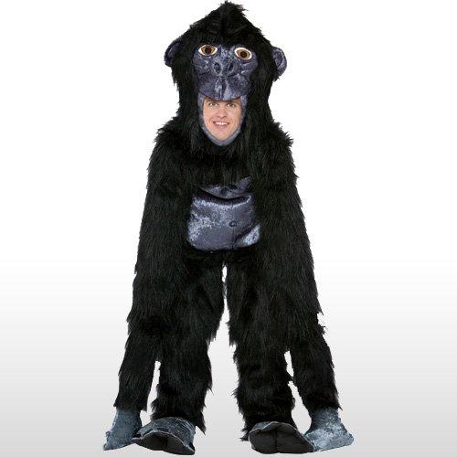 FUNNY COSTUME : Goofy Gorilla ()