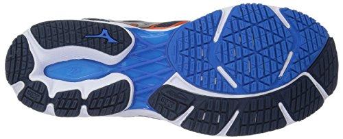 Blue Mizuno Running Men Flame 2 Shadow Shoe Wave Dress qrHPqx8