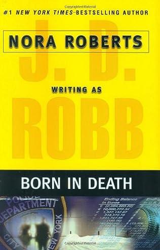 book cover of Born in Death