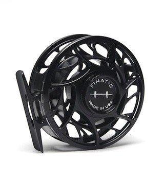 最も  ハッチングOutdoors Finatic 3 Reel Plus加工Fly Fishing LARGE Reel B008IJHREW LARGE 3 ARBOR|ブラック/シルバー ブラック/シルバー LARGE ARBOR, 浅川町:bad2d621 --- a0267596.xsph.ru