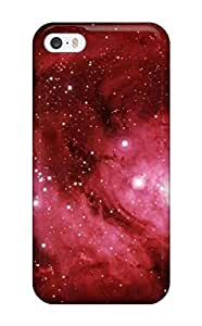 BDNIknv3864jUiyG Anti-scratch Case Cover Jeannie L Carter Protective Excellent Lagoon Nebula Case For Iphone 5/5s