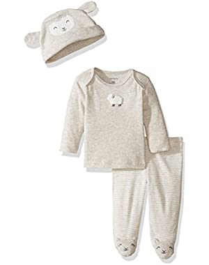 Carter's Baby Boys' Footed Pant Set (Baby)