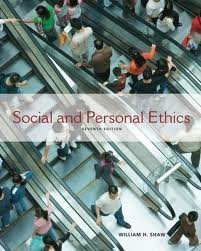 Download Social and Personal Ethics 7th (seventh) edition pdf
