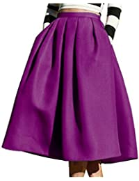 Amazon.com: Purples - Skirts / Clothing: Clothing, Shoes & Jewelry