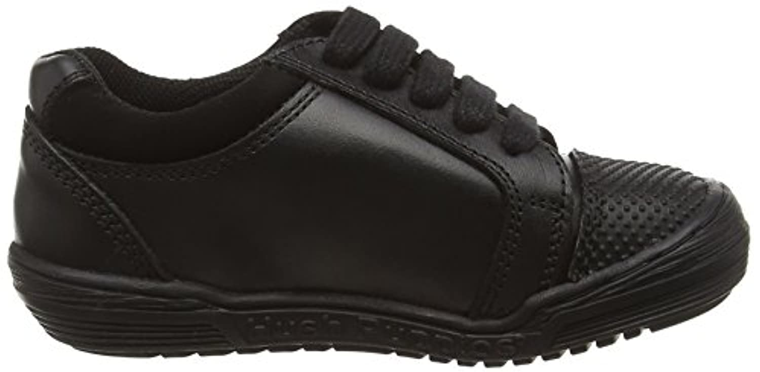 Hush Puppies Boys' Martin Jnr Sneakers, Black (Black), 2 UK 34 EU