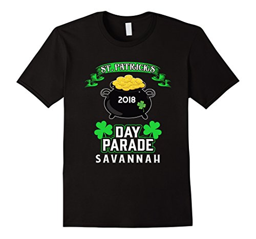 Savannah GA St Patrick's Day Parade Tee Shirt - Savannah Women Ga