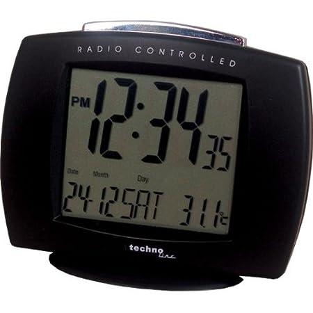 Technoline WT 189 Dcf-77 - Reloj de Mesa por Radiocontrol con ...