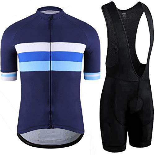 Cycling Clothing Pro Team Cycling Kits Bike Racing Short Sleeve Cycling Jersey and Bib -