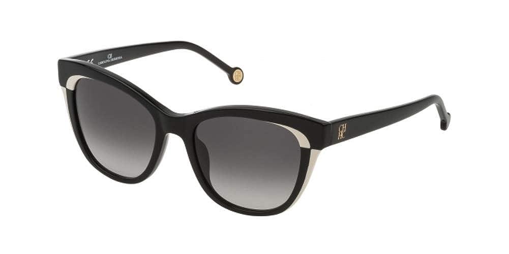 Carolina Herrera SHE787 SHINY BLACK (0700) - Gafas de sol ...