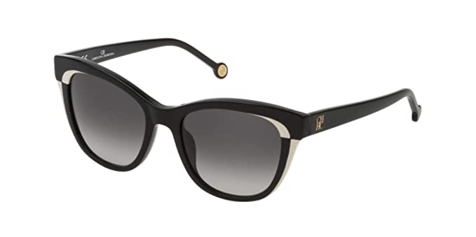 Carolina Herrera SHE787 SHINY BLACK (0700) - Gafas de sol ...