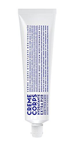 Loccitane Shea Butter Hand Cream Trio (Compagnie de Provence Hand Cream Mediterranean Sea 3.4 fl oz Tube)