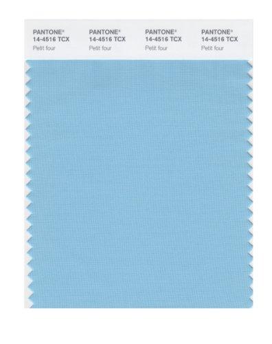Pantone SMART 14-4516X Color Swatch Card, Petit four
