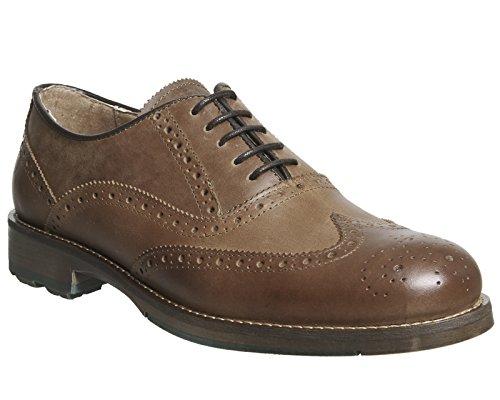 Ask The Missus , Herren Sneaker Braun (Tan)