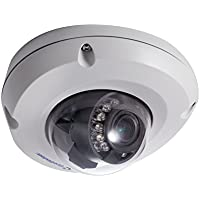 Geovision GV-EDR2100-0f | Target series 2MP 2.8mm, H.264, Low Lux, WDR, IR, IP Rugged Mini Fixed Dome Camera